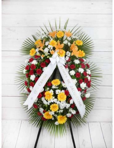 Corona Fúnebre Espíritu Eterno