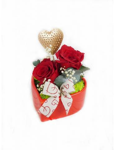 Rosas Preservadas Amor...