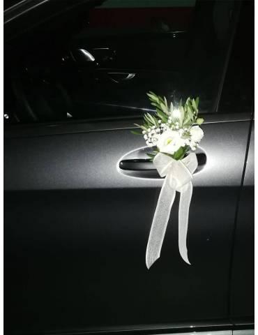 Adorno flores manillas...