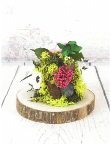 Diseño Exclusivo Peñon de Calpe | Flores Preservadas