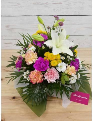 Centro de Flores Frescas