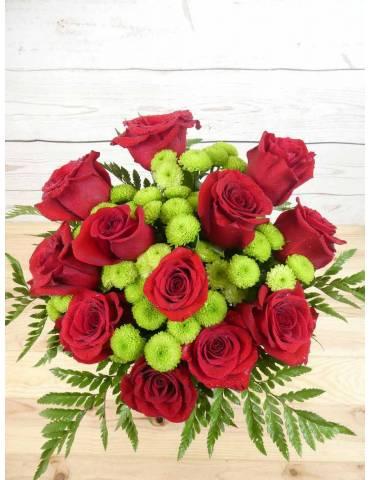 Rosas Rojas & Yoko Ono