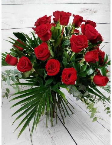 Ramo 25 Rosas Rojas