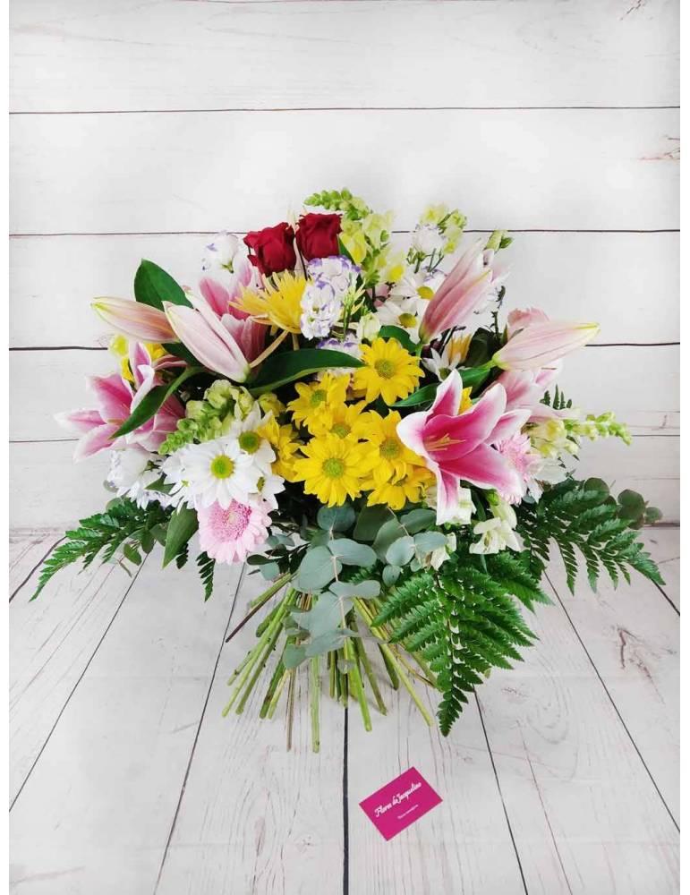 flores variadas para el dia de la madre