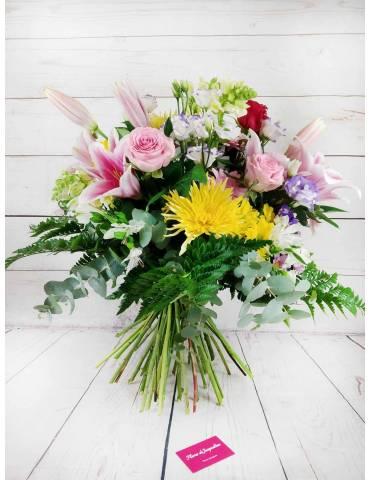 ramo de flores para el dia de la madre