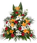 Centros de Flores para Cementerios | Flores de Jacqueline