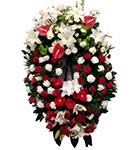 Coronas de Flores para Tanatorios | Flores de Jacqueline